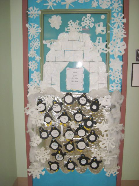 Pittsburgh Carmalt Dresses Up Hallways For Winter With