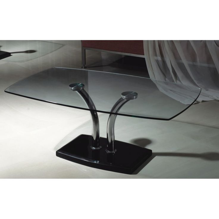 Exclusive Uk Bali Clear Glass Coffee Table Living Emporium Home Interiors