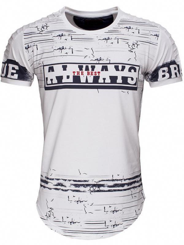 Gaznawi BESTAKO Tshirt Wit  MensT-shirts  e803873b0