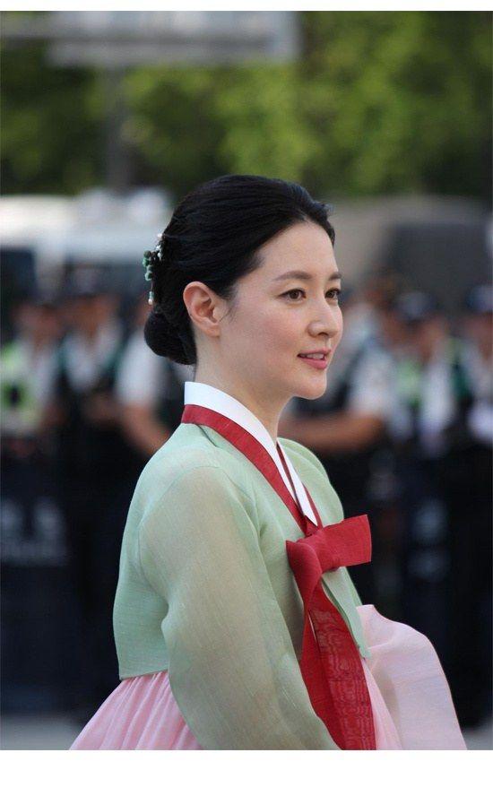 hanbok '이영애'