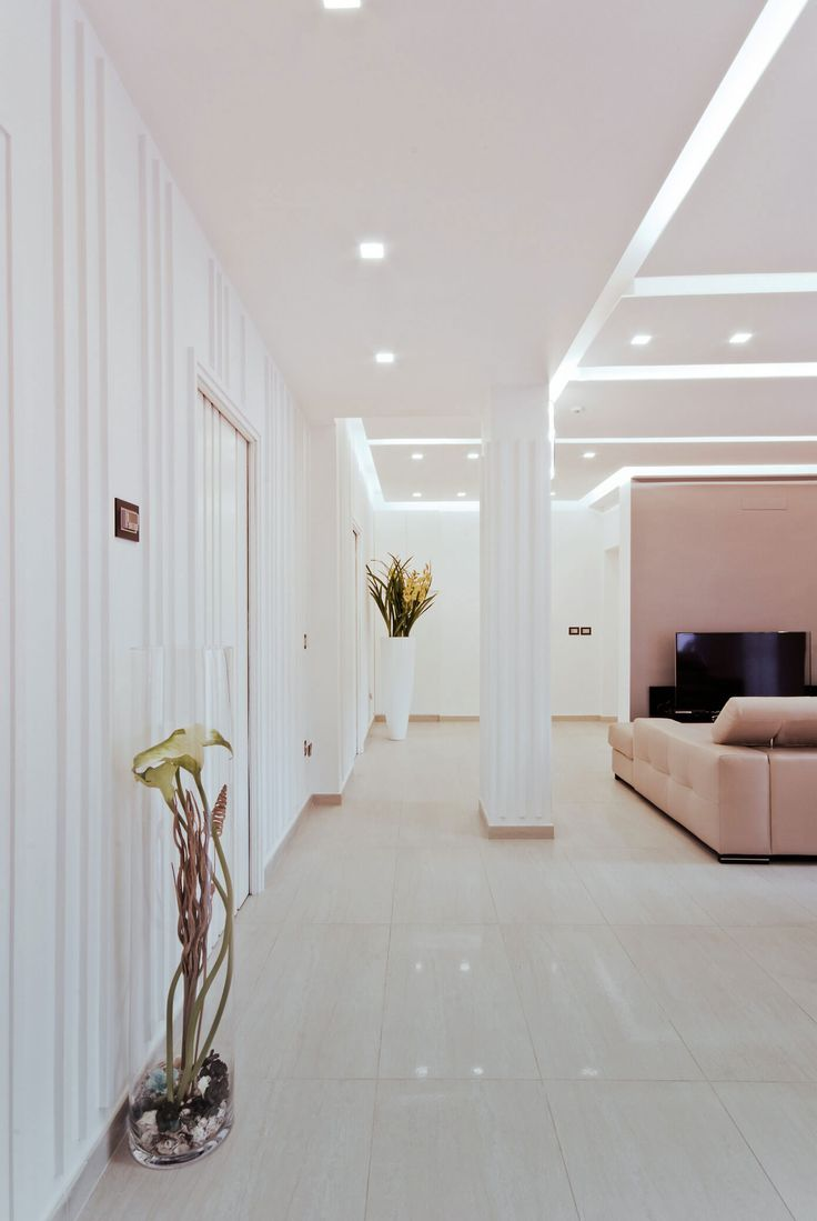 Interior I Is A Sleek Apartment Located In Naples Italy The Home Was Designed By Pompeii Based Architects Photos Courtesy Of
