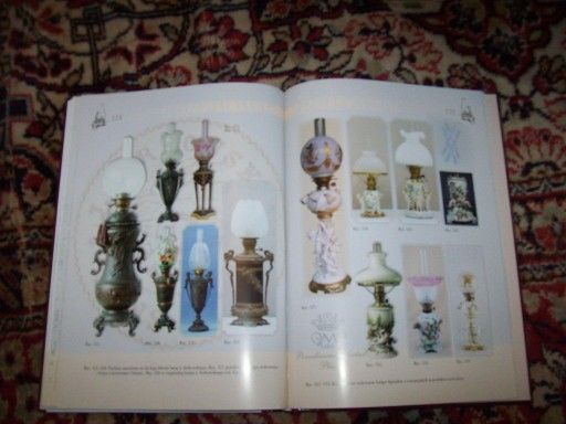 ---ZAPRASZAM--Katalog Lampa Naftowa 155 stron A 4