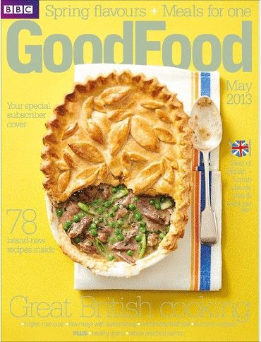 BBC Good Food Magazine, May 2013  (searchable index of recipes)