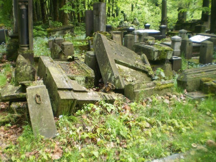 Łódź, Cmentarz żydowski, v195