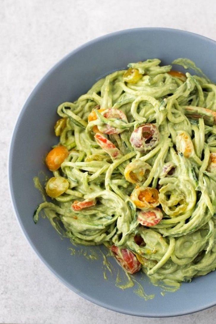 10 sabrosas ensaladas que no llevan ni un solo pedazo de lechuga y que son muy saludables – Upsocl