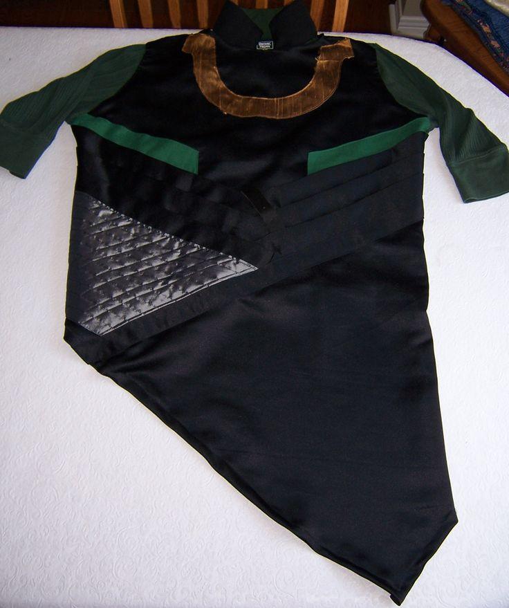 Loki Shirt by ~MasqueradeLover on deviantART