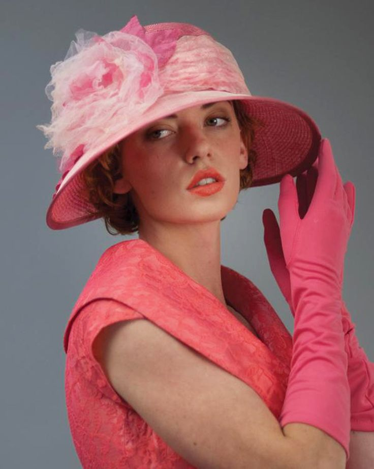 Hat etiquette for ladies is quite different from hat rules for men. Up until the 1950s/1960s, there were specific headwear guidelines to follow, but now manners and customs are less clear. Yet, any woman can learn to wear a hat. Hats are hip, cute, and sassy. - - http://boomerinas.com/2012/08/how-to-wear-a-hat-rules-etiquette-for-women/