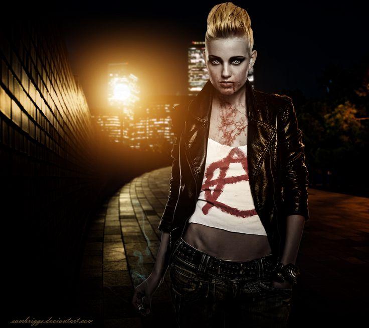 Brujah Vampire III by SamBriggs.deviantart.com on @DeviantArt