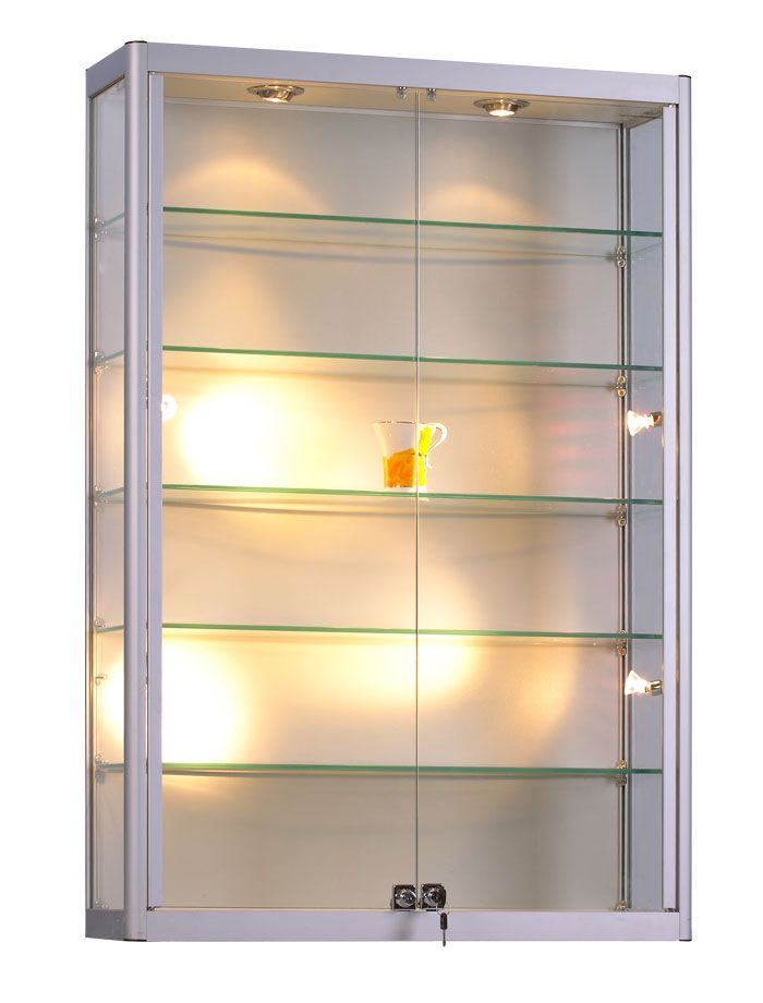 glass display cabinet wc8 12 aluminium wall display cabinet jpg 700 215 920 15831