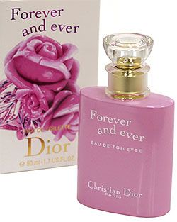 Forever and Ever Christian Dior perfume - a fragrance for women 2002