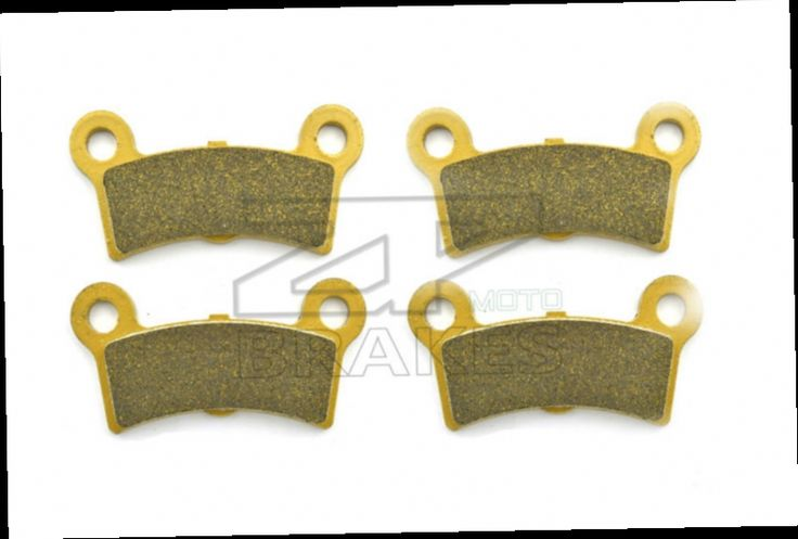 42.00$  Watch now - http://alia6i.worldwells.pw/go.php?t=32374122379 - Motorcycle Parts Brake Pads Organic Fits HARLEY DAVIDSON FLHTCUTG 1690 Tri Glide Ultra Classic Trike 2009-2012 Rear OEM NEW
