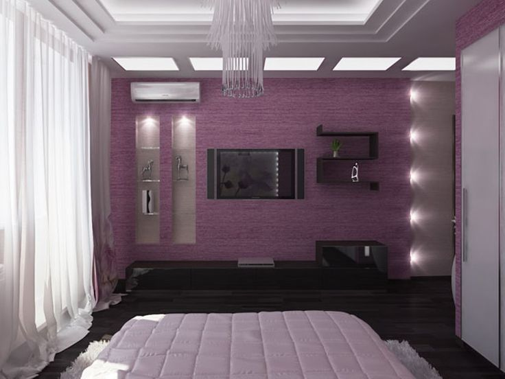 bedroom ideas with purple. Popular Small Bedroom Paint Ideas 882 best Decorating images on Pinterest