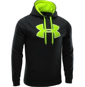 Under Armour Men's Storm Big Logo Hoodie - Dick's Sporting Goods- Size M