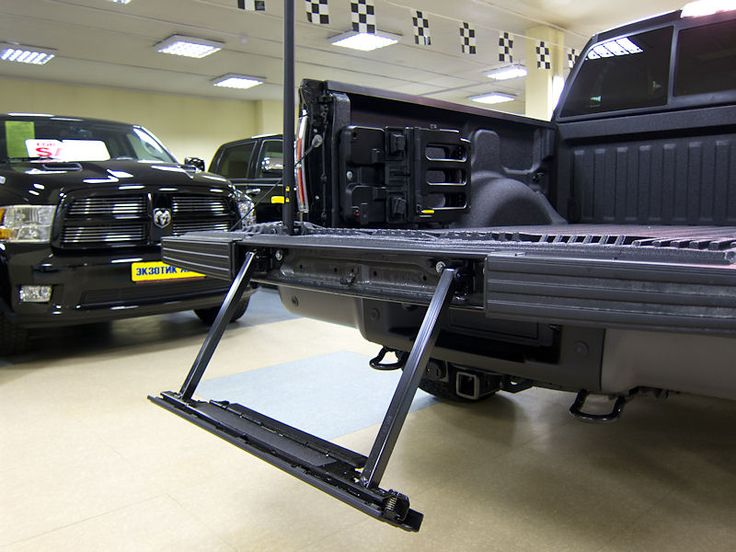 """Ford F-150 """"Tailgate Step"""""""