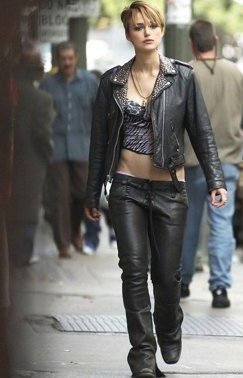 Suicideblonde Keira Knightley Domino Style