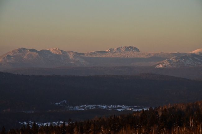 Zlatoust, the South Ural