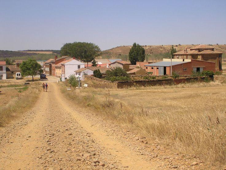 Calzadilla de la Cueza, Palencia, Camino de Santiago