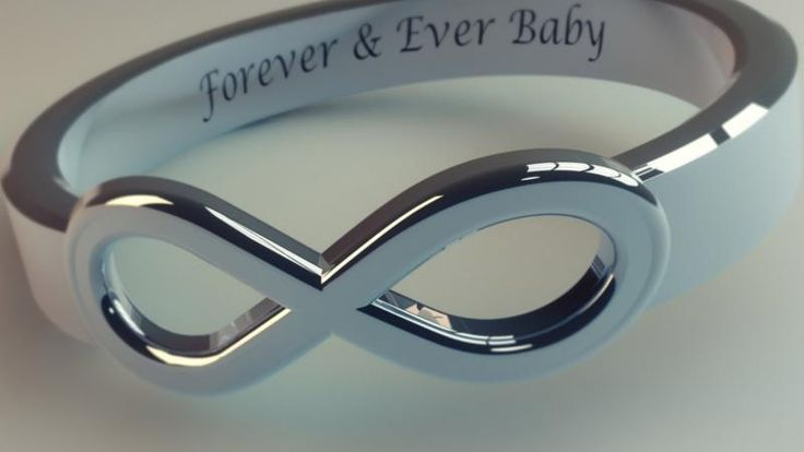 Ring Forever And Ever Baby