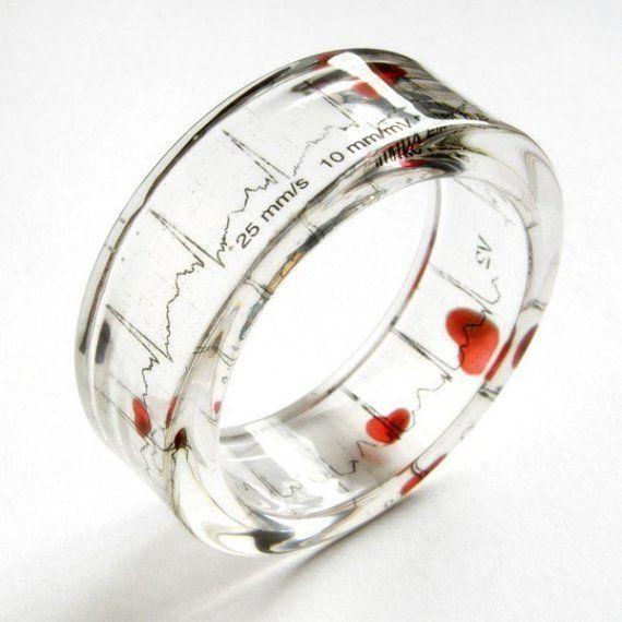 EKG bracelet