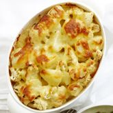 Potato & Cauliflower Gratin