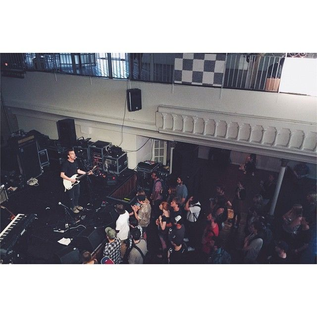 @amendunes live at the Berkeley Church. #amendunes #houseofvans #pitchfork @nxne #NXNE #NXNE2015 #the6ix #concert #concertphotos #concertphotography #BTW | House Of Vans London Instagram