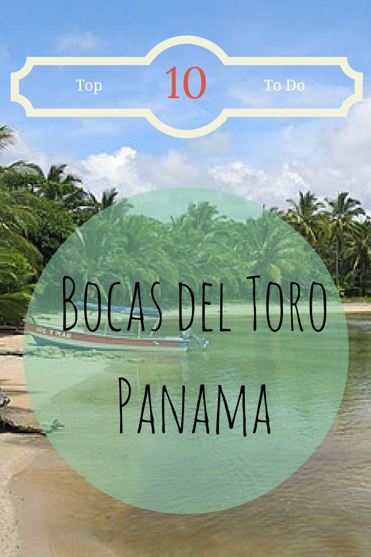 Boca del Toro,Panamá.