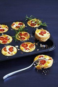 Småpajer i muffinsform