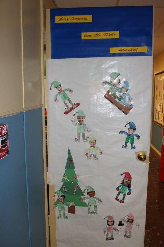 School Christmas Door Contest Winners winner radiology s door