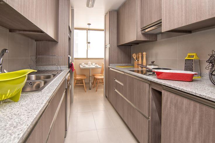 Cocina piloto 118 m2 http://bit.ly/1CV3rOP