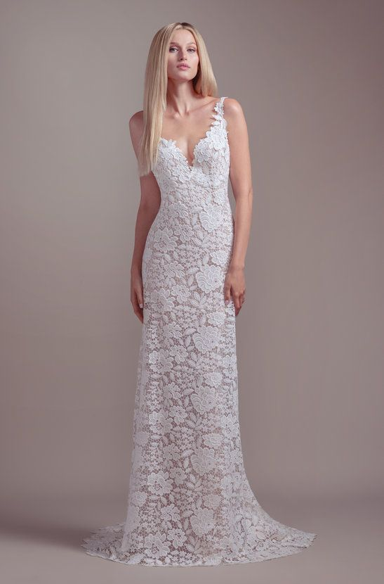 7bebabf022e9 Blush by Hayley Paige Style 1910 Atlas Bridal Gown   Dresses   Pinterest   Bridal  gowns, Bridal and Wedding