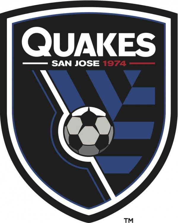 San Jose Earthquakes New Logo and 2014 Jersey | Soccer with Chris