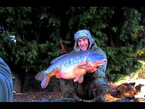 Dave Lane Carp Fishing Video Diary 'fishing zigs' December part 1 from Fishtec
