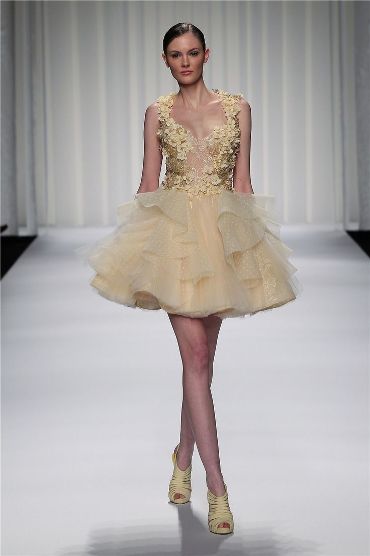 Couture Short Dresses