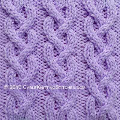 96 best knitting patterns free images on pinterest free knitting a collection of cable stitches from simple mock cables to intricate interwoven plaits including both written instructions and chart form fandeluxe Image collections
