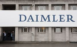 Daimler's Detroit Diesel to pay fine for Clean Air Act violation     - Roadshow  Roadshow  News  Car Industry  Daimlers Detroit Diesel to pay fine for Clean Air Act violation  Enlarge Image  Daimler has steadfastly denied any allegations that it produced diesel engines capable of cheating emissions regulations.                                             John MacDougall/AFP/Getty Images                                          Volkswagen ran afoul of the government for willingly ignoring…