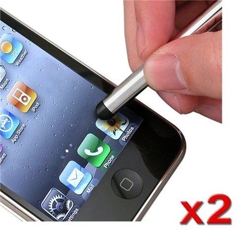 2 x Stylus touch Pen For iPad iPod iPhone 3 G 3GS Apple $0.20