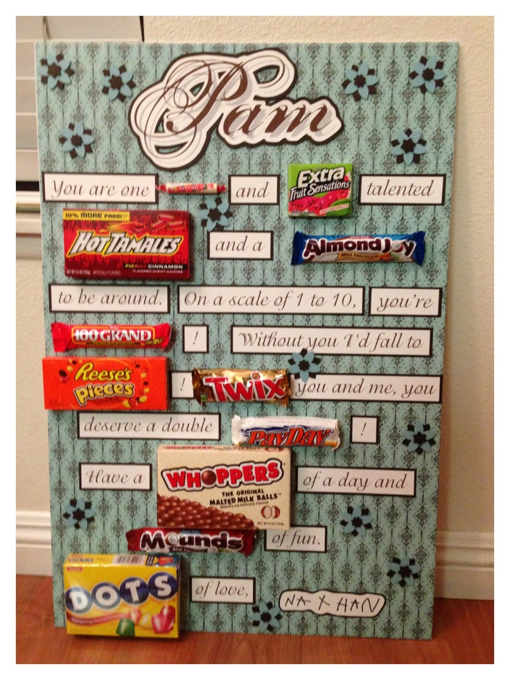 20 best Teacher candygram images on Pinterest | Teacher ...