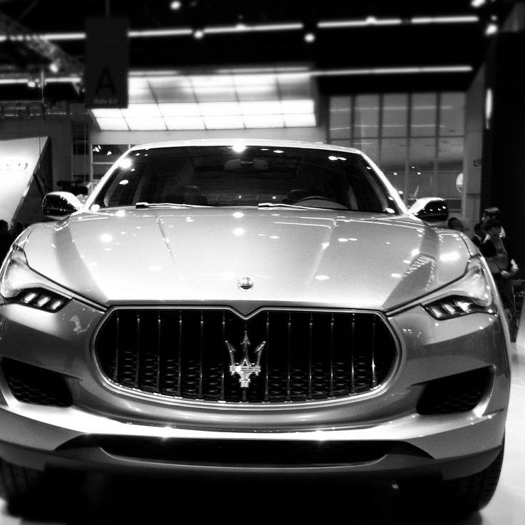 Maserati Car Wallpaper: Maserati Levante 4WD 2014