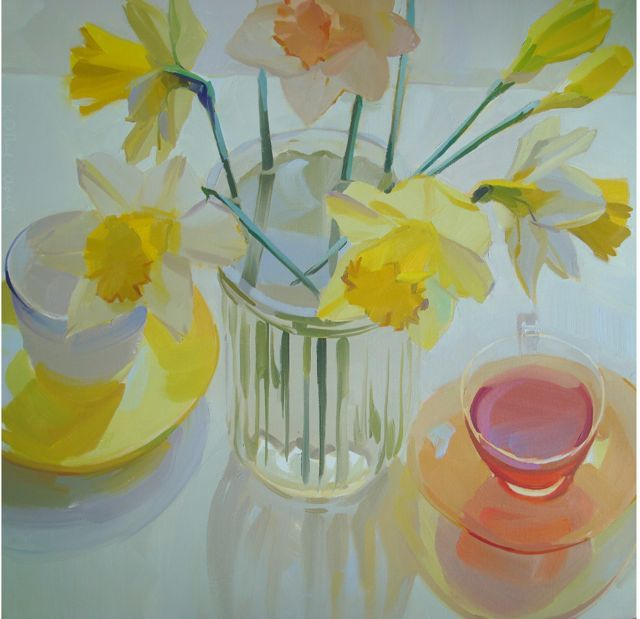 Karen O'Neil - ART ESSEX GALLERY     art@artEssex.com