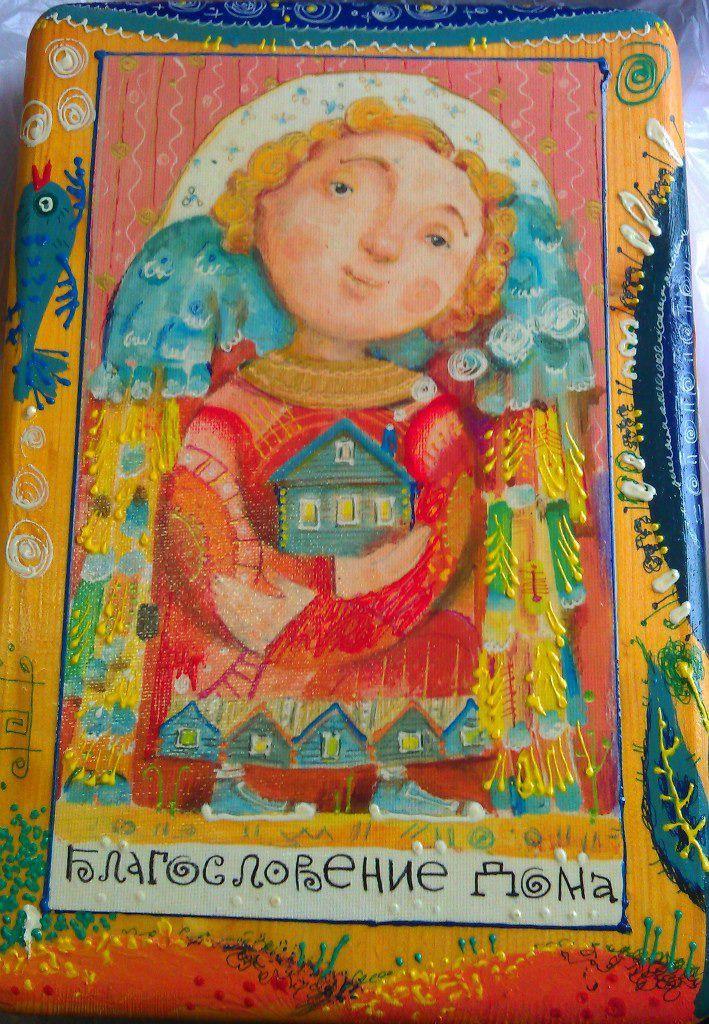 Может быть, вы уже знакомы с творчеством художника Павла Гаврилова, но для меня его Ангелы оказались открытием. Поэтому решила сегодня рассказать о его творчестве. Живет мастер в г. Рыбинск, работать любит с различными материалами. Не буду рассказывать о всех его работах, так как хочу остановиться на его Ангелах, которых отличает светлый, немного наивный детский взгляд.