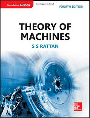 theory of machines s s rattan ebook