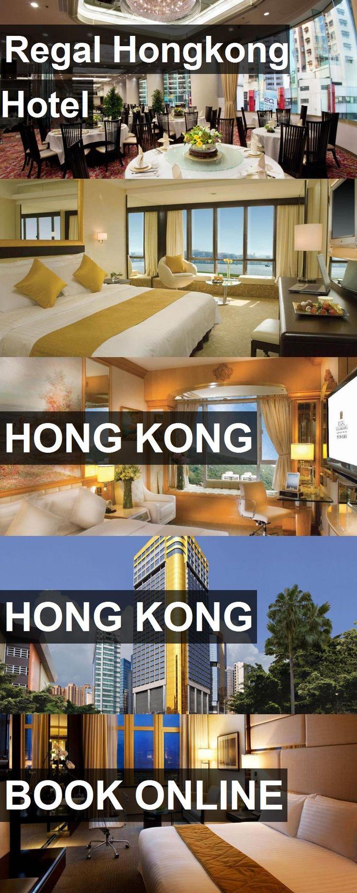 Regal Hongkong Hotel in Hong Kong, Hong Kong. For more information, photos, reviews and best prices please follow the link. #HongKong #HongKong #travel #vacation #hotel
