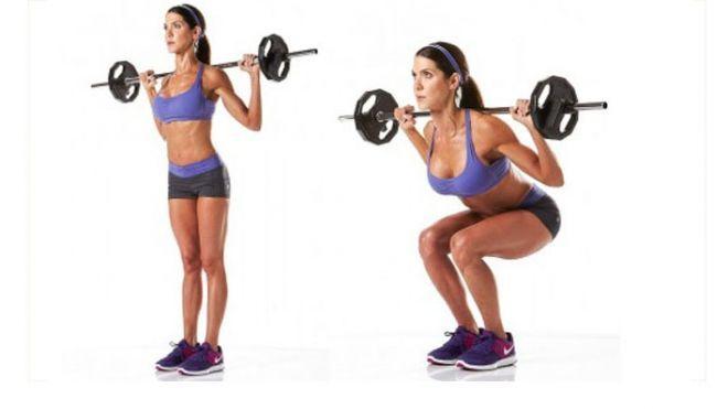 Allenamento in palestra: come eseguire uno squat perfetto
