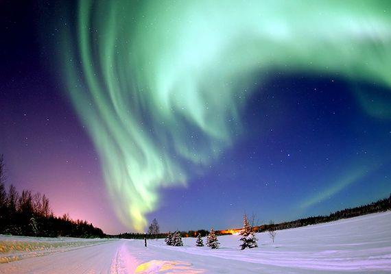 Ilyen gyönyörűséget még életedben nem láttál: képeken a tél 7 legszebb csodája