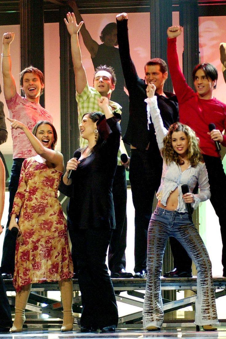 TVE confirma el reencuentro de los concursantes de la primera edición de Operación Triunfo