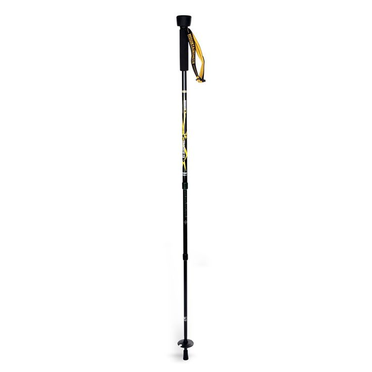 Trekker FX Monopod - Camera ready mono-pod with three section height adjust-ability and shock absorber to keep you and your photos in focus.