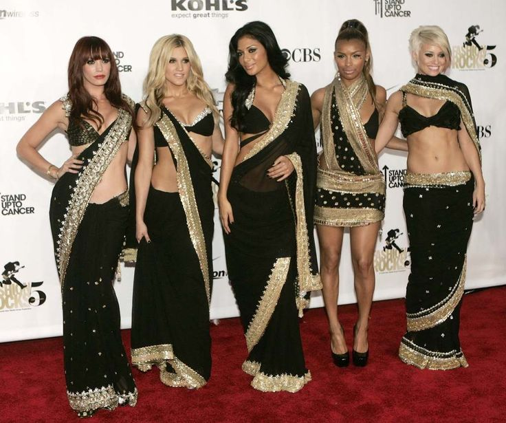 Around The World In Fashionable Ways. Fashions from around the world