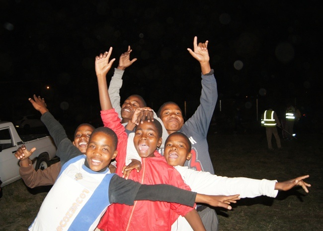 SASOLBURG - Safe to say, they were excited!