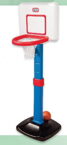 Little Tikes Basketball Set^ $48