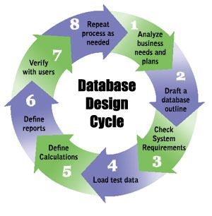 Database Design Cycle
